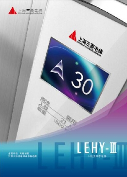 中低速电梯LEHY-III
