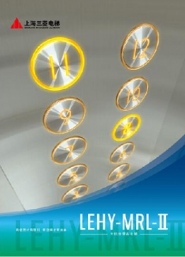 无机房乘客梯LEHY-MRL