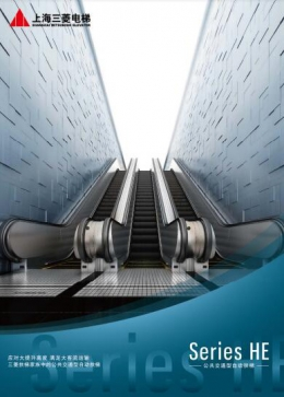 自动扶梯H型